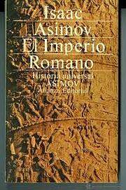 Imperio romano, El por Isaac Asimov