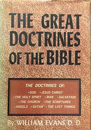 The Great Doctrines of the Bible di William…