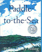Paddle-to-the-Sea de Holling Clancy Holling