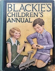 Blackie's children's annual: 25th Year