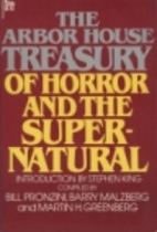 The Arbor House Treasury of Horror and the…