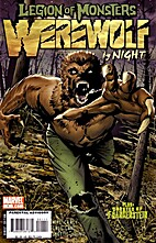 Legion of Monsters: Werewolf By Night by…