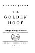 The golden hoof; the story of the sheep of…