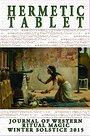 Hermetic Tablet Winter 2015 (Paperback) - Nick Farrell