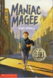 Maniac Magee av Jerry Spinelli