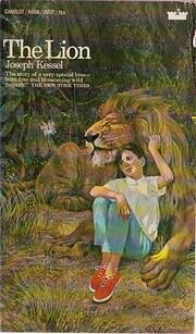 The Lion – tekijä: Joseph Kessel