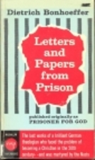 Letters and Papers from Prison by Dietrich…