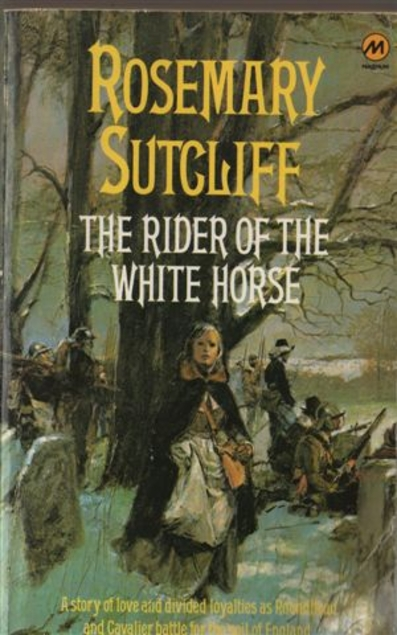 The Rider of the White Horse cover