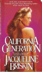 California Generation de Jacqueline Briskin