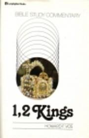 1, 2 Kings: Bible Study Commentary Series av…