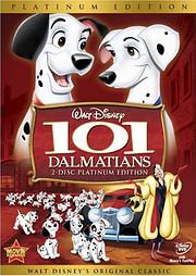 101 Dalmatians (Two-Disc Platinum Edition)…