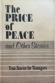 The Price of Peace por Mary R. Zook