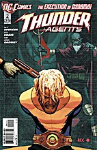 Thunder Agents Vol 2 #2 by Nick Spencer
