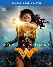 Wonder Woman [Blu-ray + DVD +Digital] –…