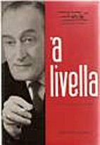 'A livella by Antonio De Curtis