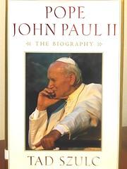 Pope John Paul II af Tad Szulc