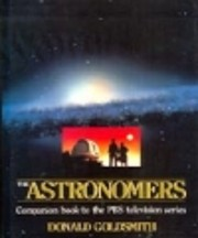 The Astronomers av Donald Goldsmith