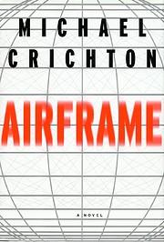Airframe de Michael Crichton