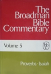 The Broadman Bible commentary. Vol. 5,…
