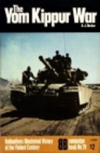 Yom Kippur War (Campaign book : no. 29) by…