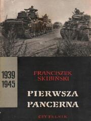 Pierwsza pancerna de Franciszek Skibiński