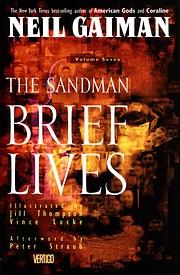 Brief lives af Neil Gaiman