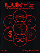 CORPS : The Global Conspiracy Role-Playing…