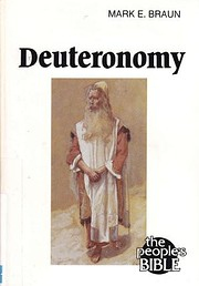 Deuteronomy (The people's Bible) af Mark…