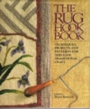 The Rug hook book : techniques, projects,…