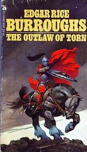 The outlaw of Torn por Edgar Rice Burroughs