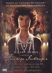 The Affair of the Necklace par Hilary Swank