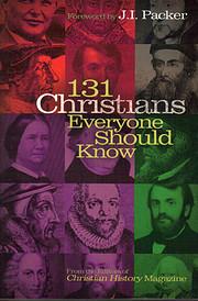131 Christians Everyone Should Know (Holman…
