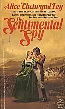 Letters for a Spy (aka The Sentimental Spy)…