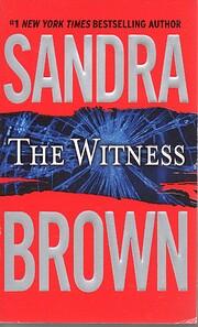 The Witness – tekijä: Sandra Brown
