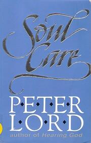 Soul Care af Peter Lord