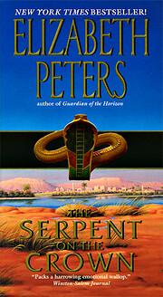 The Serpent on the Crown de Elizabeth Peters