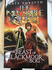 The Beast of Blackmoor Bog (Impossible Quest…