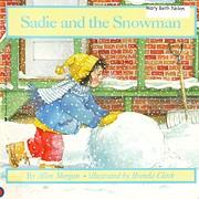 Sadie and the Snowman – tekijä: Allen…