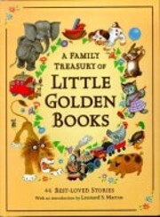 A Family Treasury of Little Golden Books…