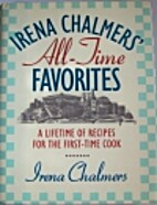 Irena Chalmers' All-Time Favorites: A…