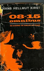 08 /15 omnibus de Hans Hellmut Kirst