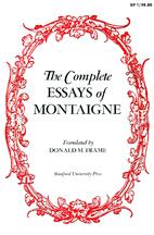 Essais by Michel de Montaigne