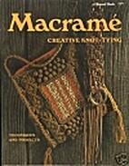 Macramé Creative Knot-Tying: Techniques &…