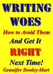 WRITING WOES: How To Avoid Them And Get It…