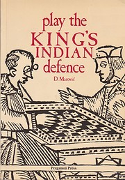 Play the King's Indian Defence (Pergamon…
