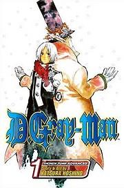 D. Gray-Man, Vol. 1 de Katsura Hoshino
