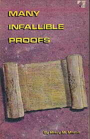 Many Infallible Proofs: Practical and Useful…