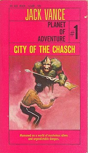 City of the Chasch (Planet of Adventure,…