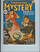 Thrilling Mystery July '41 featuring Murder…
