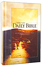 The NIV Daily Bible: The Complete New…